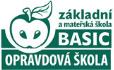 ZŠ a MŠ Basic Praha logo